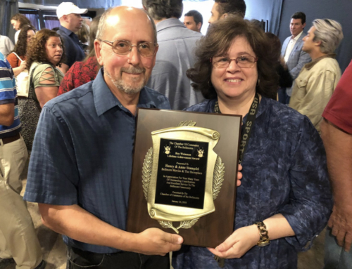 Henry and Anne are LI Herald's People of the Year